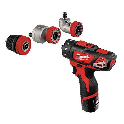 Taladro atornillador sub compacto M12™ con portabrocas desmontable M12 BDDX 4933447830 -